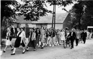 Kinderfest 1956