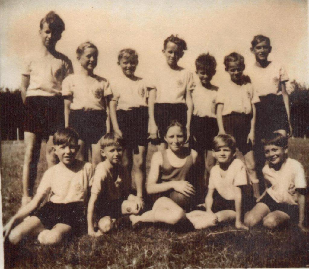 Jungmannschaft 1960