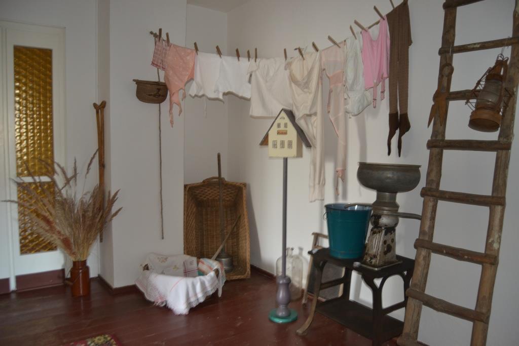Museumswohnung im Gutshaus, Foto: Elke Greger