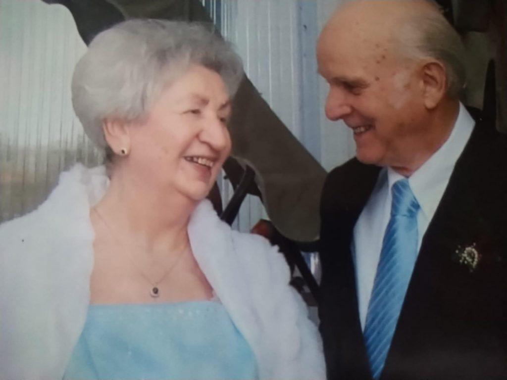 Inge und Helmut
