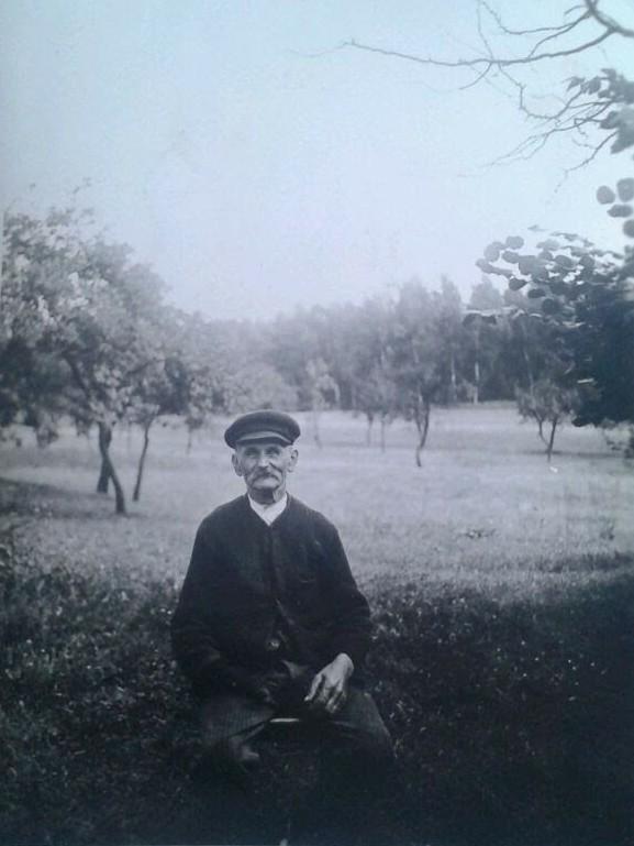 Großvater Wilhelm Kretzschmar