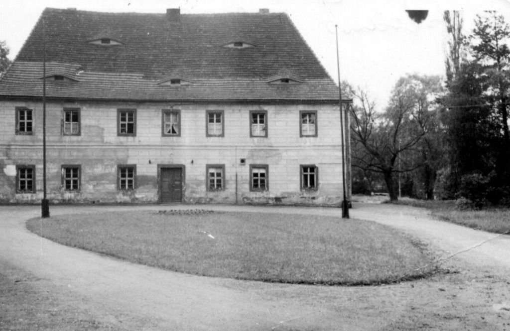 Gutshaus 1956